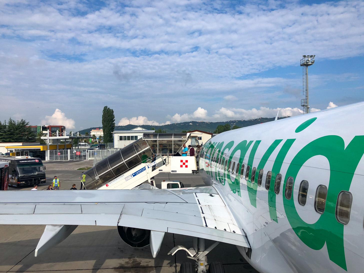 Vliegen naar Tirana met Transavia